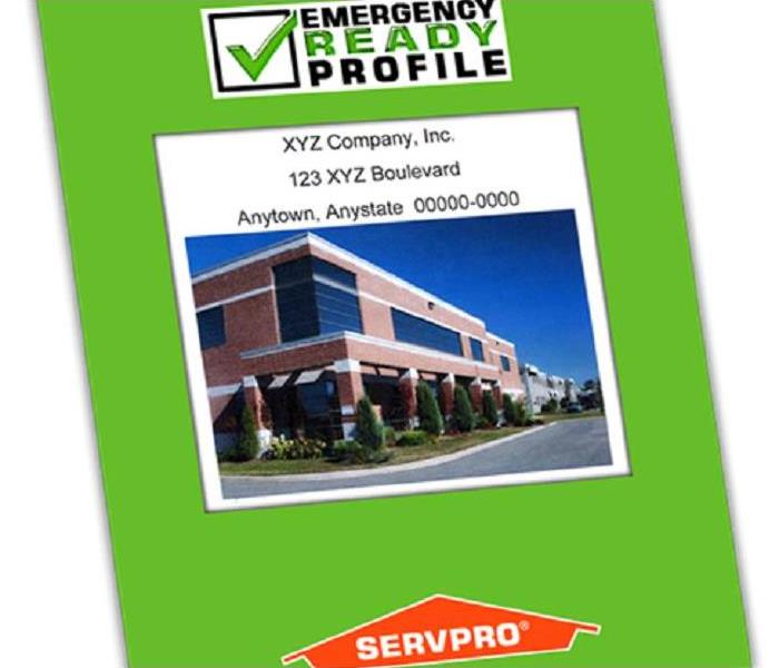 General SERVPRO Franchise Offers Local Businesses Free Emergency Ready Profile
