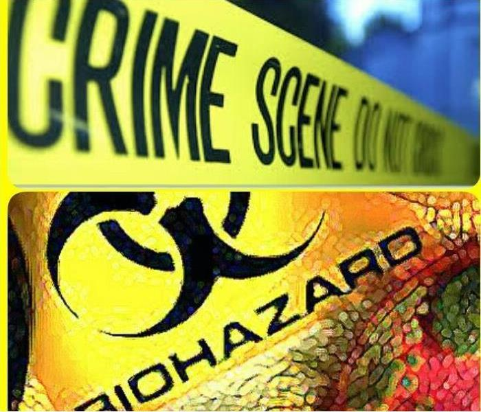 Biohazard Crime Scene, Biohazard and Vandalism Cleanup Services